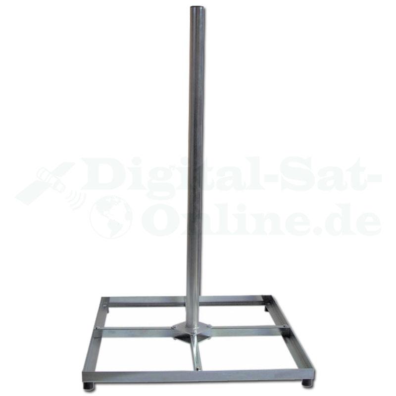 balkonst nder holland stahl 65x65 zerlegbar inkl mast 4x 30x30 platten ebay. Black Bedroom Furniture Sets. Home Design Ideas