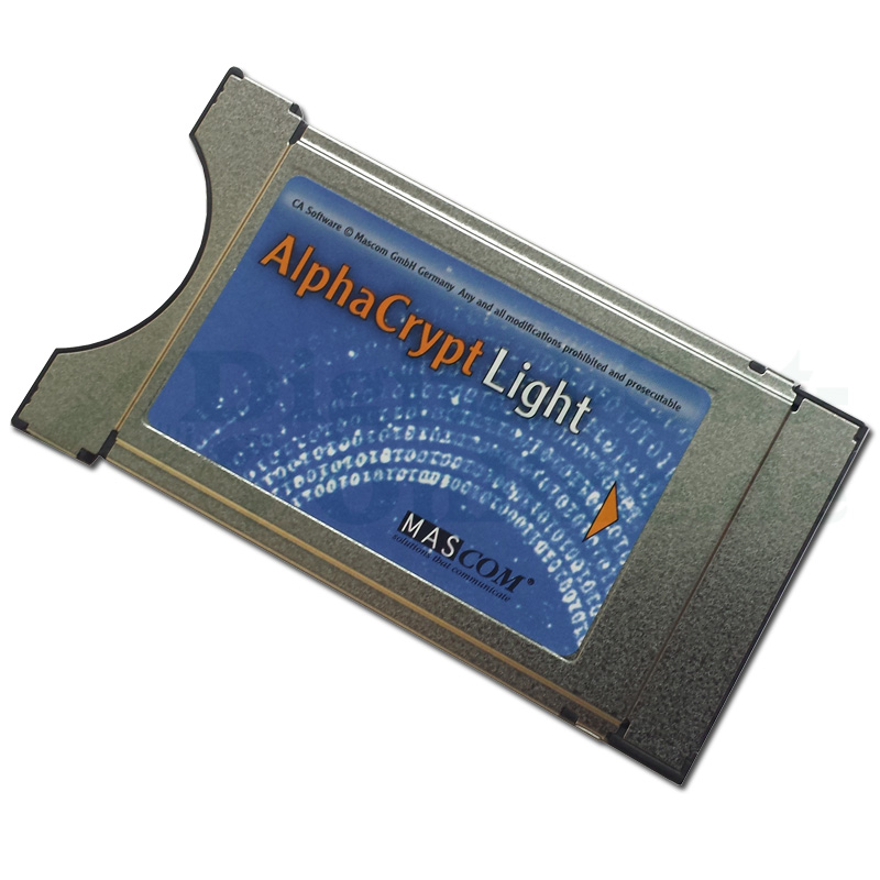 Alphacrypt Light CI Modul - Version R2.2 -