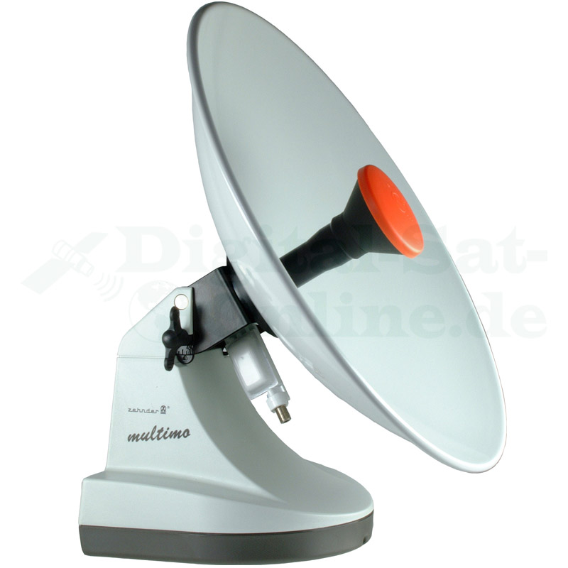 Zehnder MULTIMO CAMPING - SATELLTEN - ANTENNE AX40-30 Single