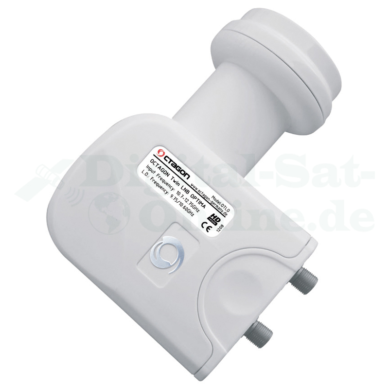 OCTAGON OPTIMA LNB Twin OTLO