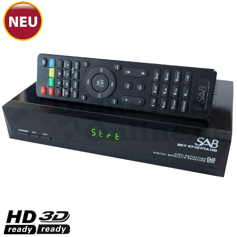 SAB SKY 4710 Full HD USB